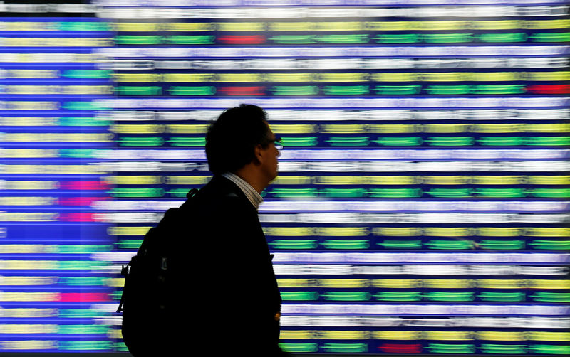 Stocks Fluctuate, Treasuries Edge Up; Pound Slips: Markets Wrap