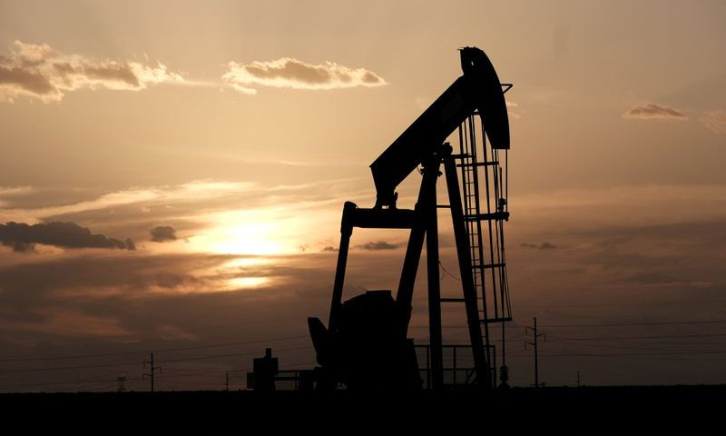 U.S. crude prices fall to 17-year low as coronavirus spreads