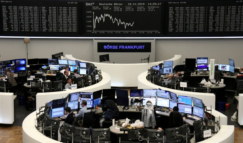 European shares rise as investors hope for more stimulus