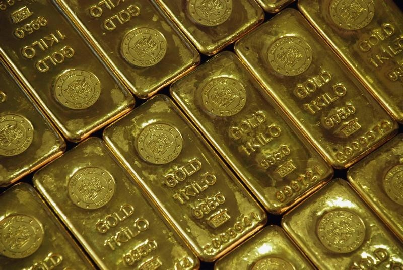 Gold Down Despite Continued COVID-19 Fears