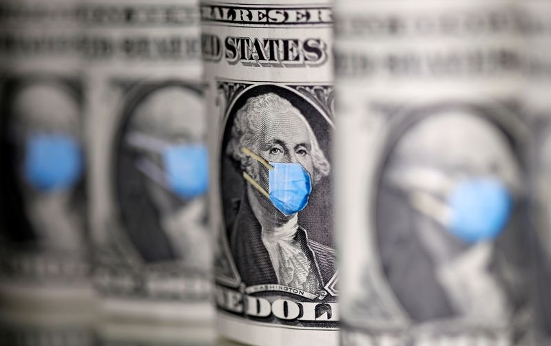 Dollar nurses losses after Fed, jump in risk appetite