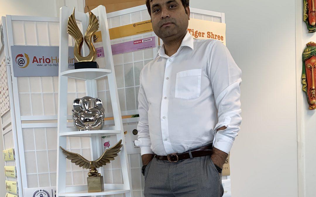 Arun Kumar Saini ने लिखी कामयाबी की नई इबारत, Capital Sands ने लगाई ऊंची छलांग