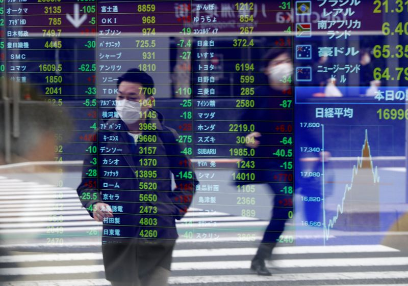 Asia stocks rise as upbeat factory data lifts confidence
