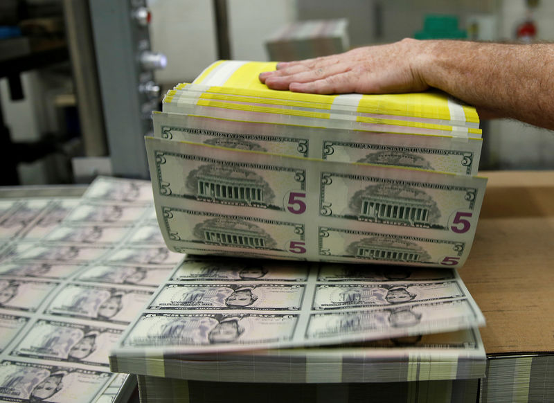 Dollar Up, Boosted by Ever-Rising COVID-19 Numbers and Souring U.S-China Relations
