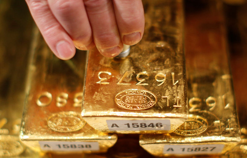 Hike in Gold Price Slows, Still Near Record Highs