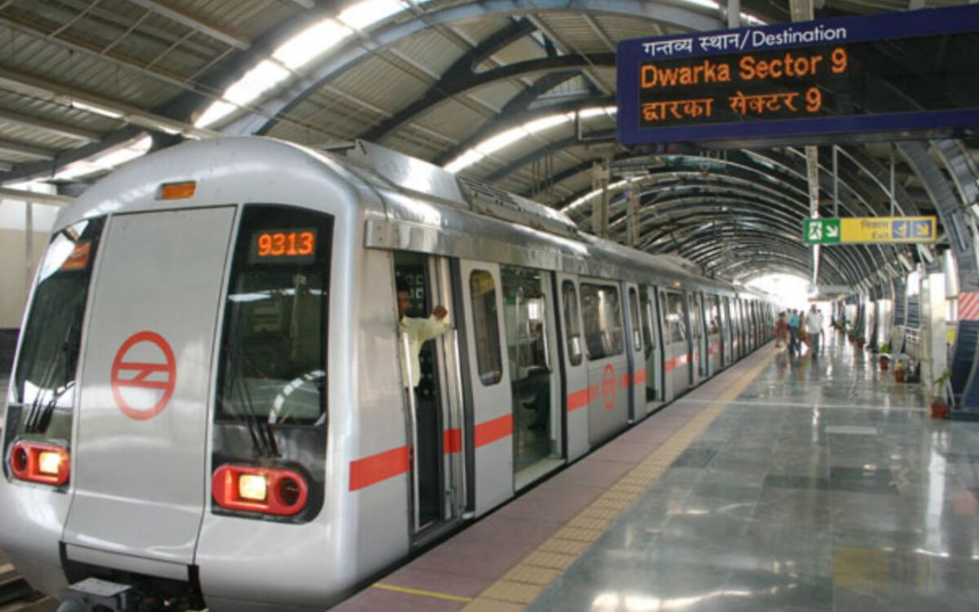 Farmers' protest: Metro services hit in Delhi, many stations closed