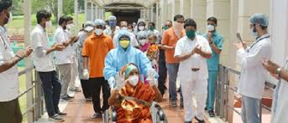 Coronavirus COVID-19: Total recovered cases in India cross 50 lakh mark, 10 lakh recovered in 11 days