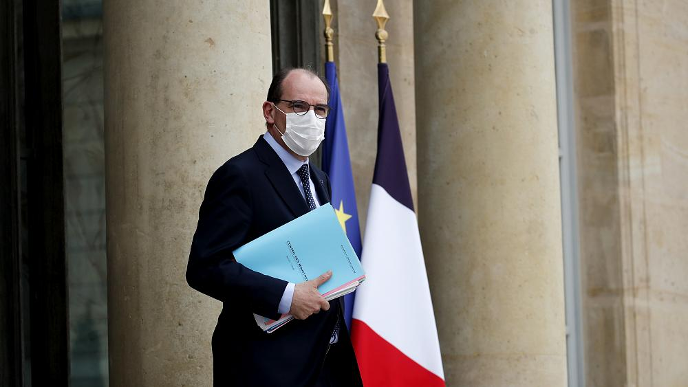 French PM announces limited COVID-19 lockdown for Paris