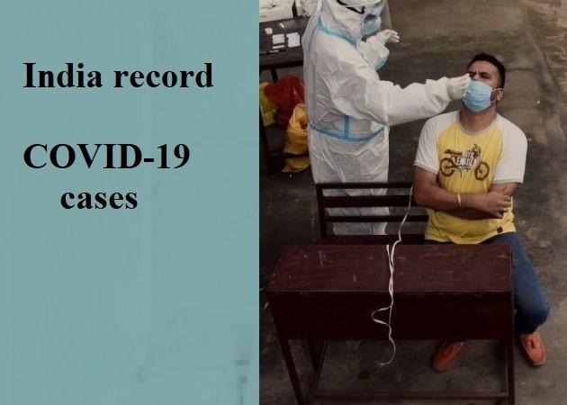 Coronavirus Update: India adds 44,658 new COVID-19 cases, 496 deaths