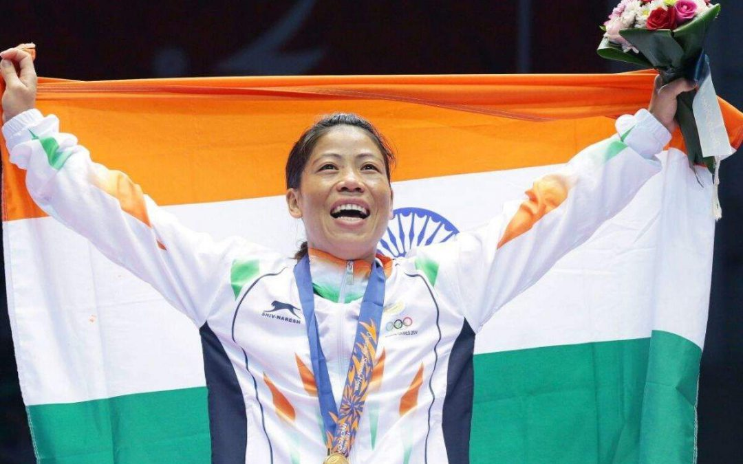 Tokyo Olympics: Mary Kom, Sindhu cross first hurdle, into round 2